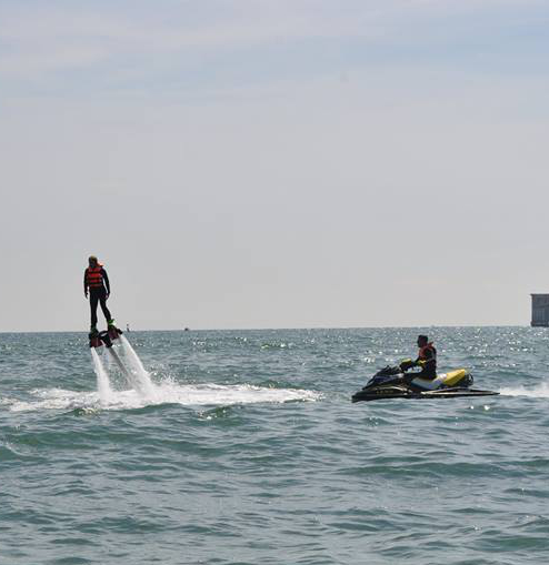 adrenalina flyboard