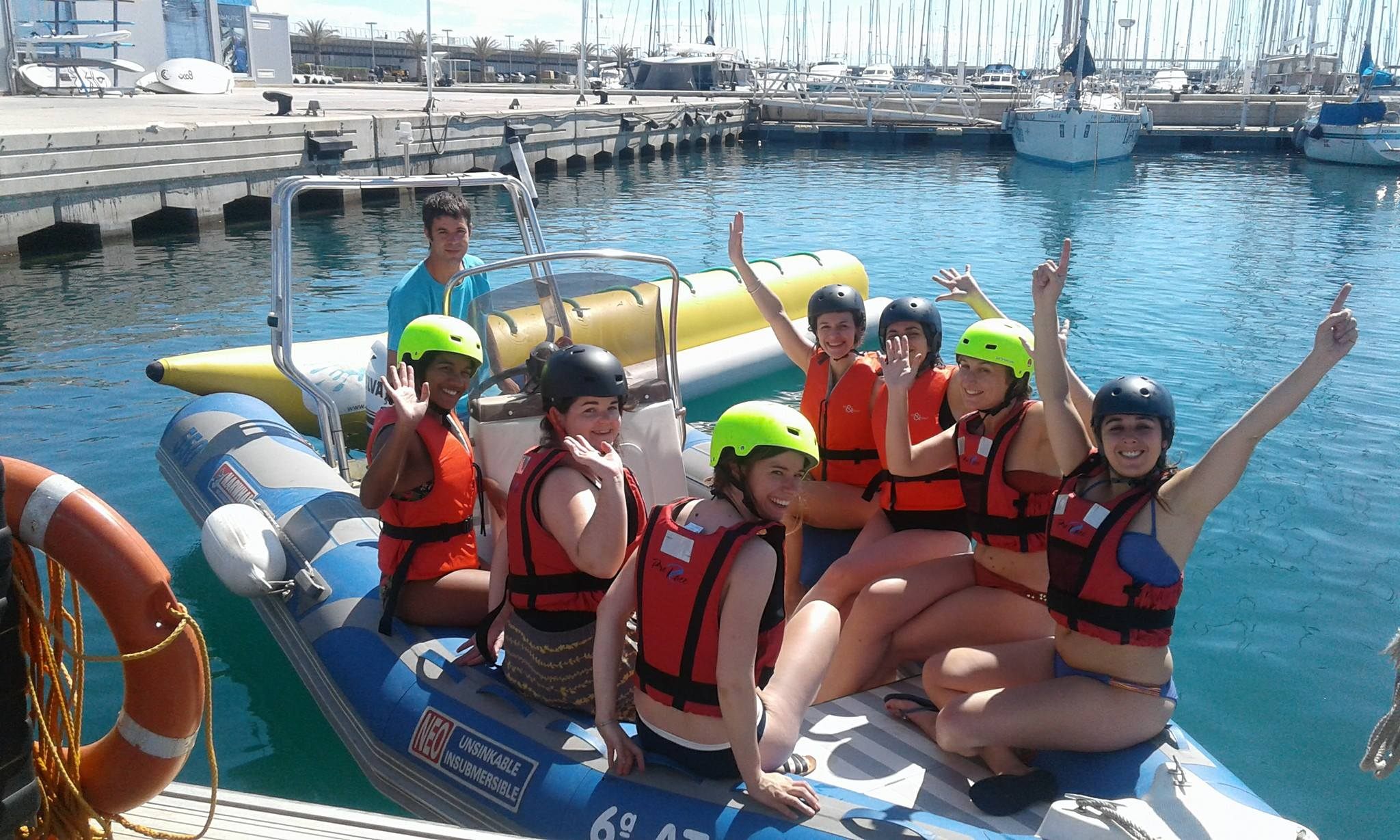 BANANA BOAT PARTY VALENCIA